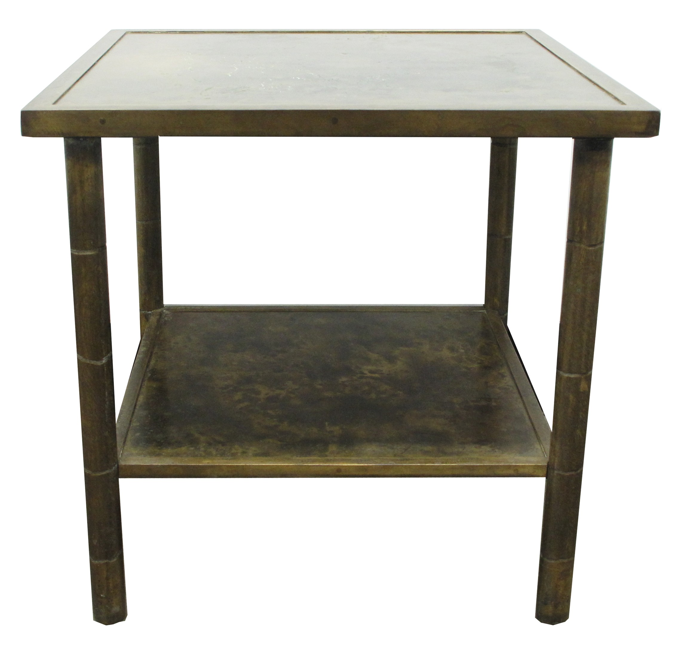 Vintage Brass Side Table Lost And Found
