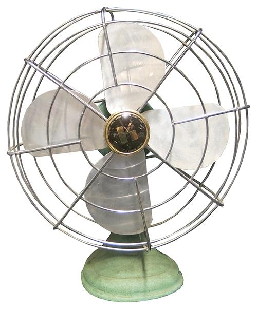 """Vintage Fan """"K"""" Model, Sears & Roebuck"""