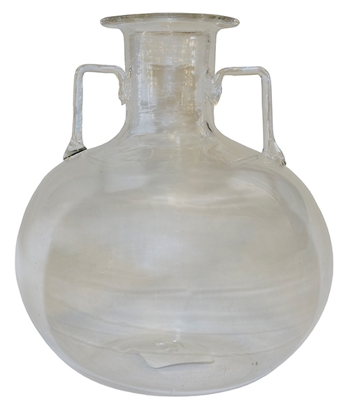 Clear Glass Bulb Vase Lost And Found